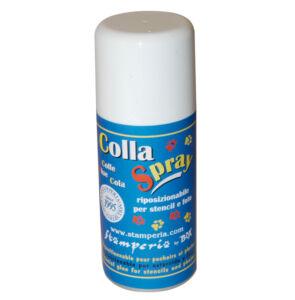 Áthelyezhető ragasztó spray