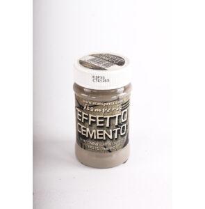 Cement hatású paszta