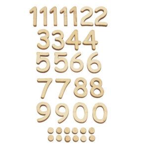 Fa számok