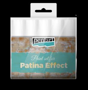 Patina hatás festék szett