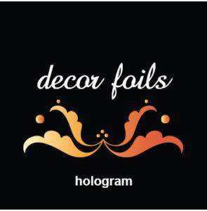Dekorfóliák - hologramos