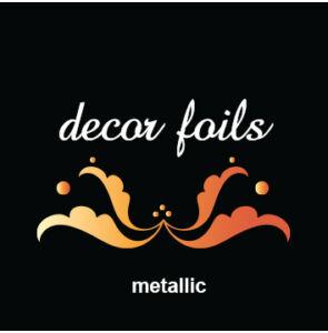 Dekorfóliák - metál